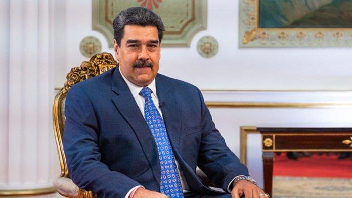 Nicolas Maduro presidente de Venezuela en Perú