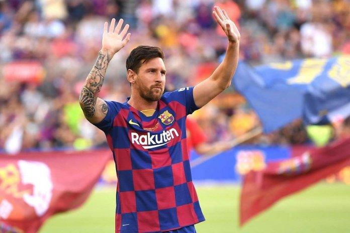 Lionel Messi se va del FC Barcelona