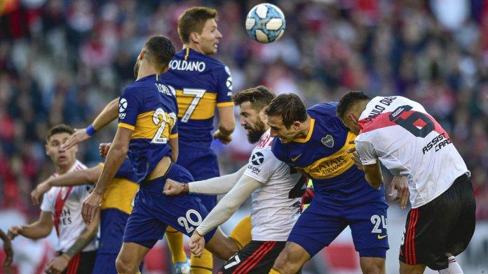 River Plate vs Boca Juniors - Superliga 2021