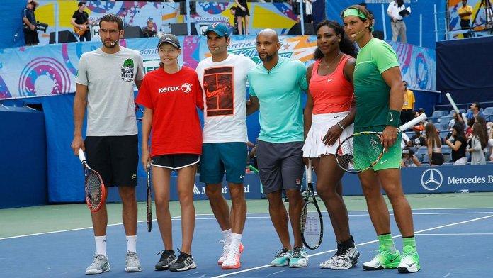 Los mejores tenistas del mundo 2021