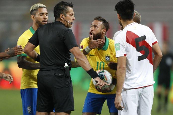 Perú vs Brasil - A qué hora y dónde ver el partido por Eliminatorias a Qatar 2022