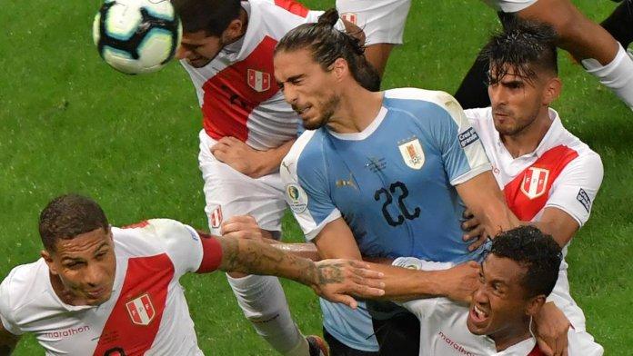 Peru vs Uruguay por Eliminatorias rumbo a Qatar 2022